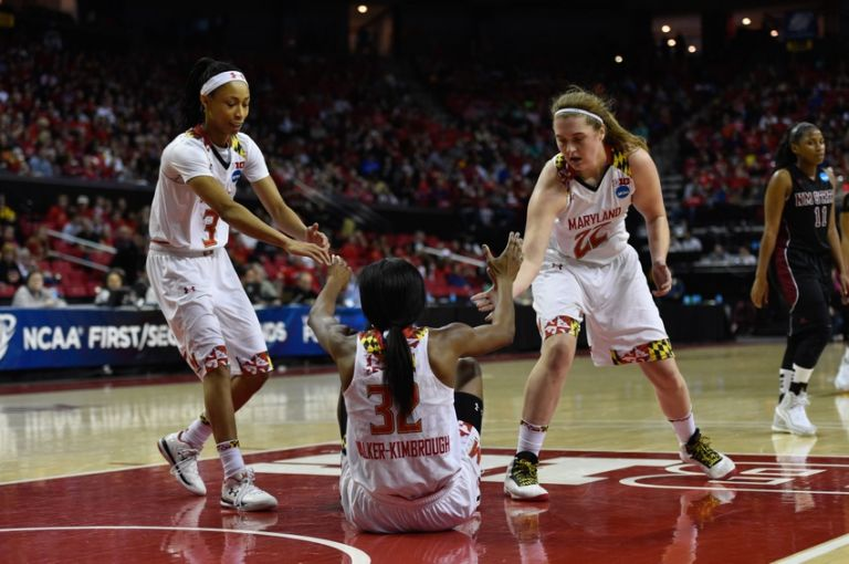 Women's Basketball: Lady Terps top Iona