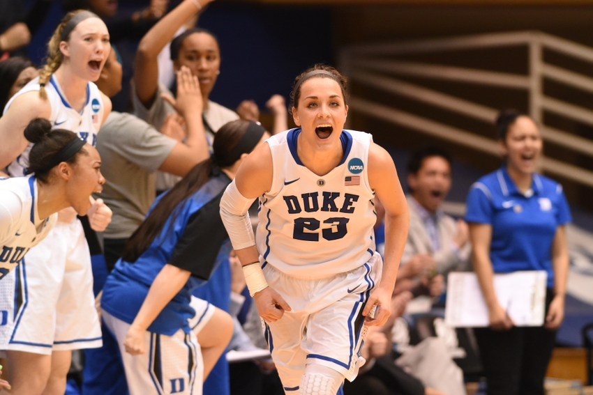 Duke Women's Basketball Named NCAA Team of the Week