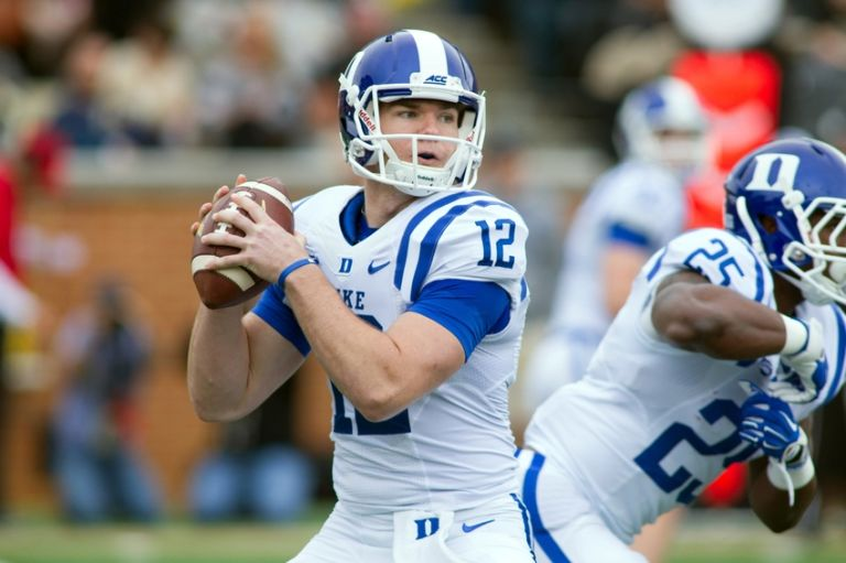 2016 Record Projection For Duke Football