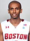 Salah Abdo, Boston College basketball