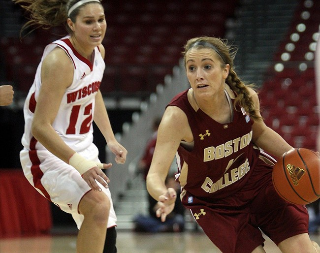 NCAA Womens Basketball: Boston College at Wisconsin