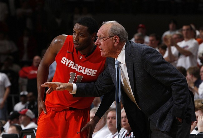 NCAA Basketball: Syracuse at Cincinnati