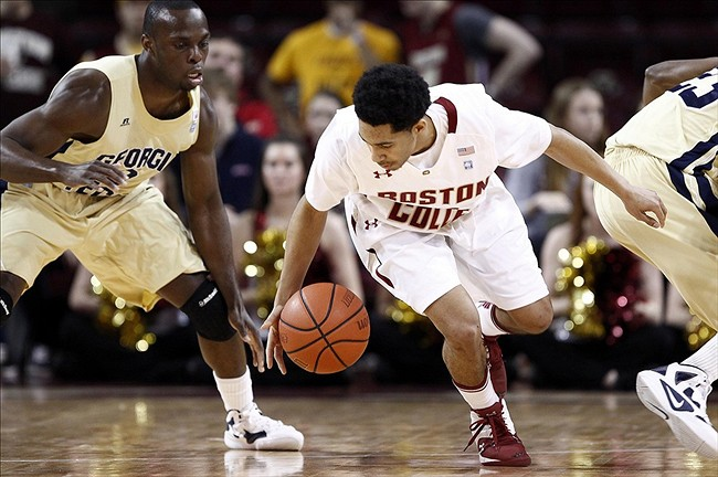 NCAA Basketball: Georgia Tech at Boston College