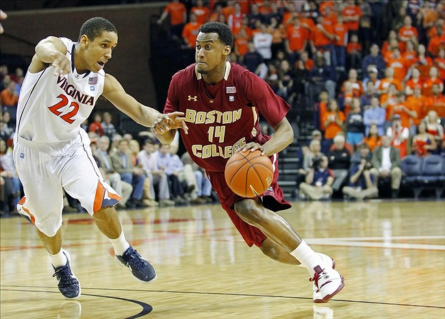 NCAA Basketball: Boston College at Virginia