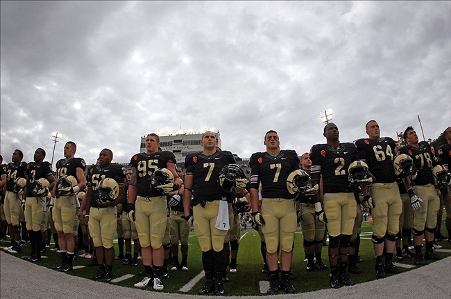 NCAA Football: Stony Brook at Army