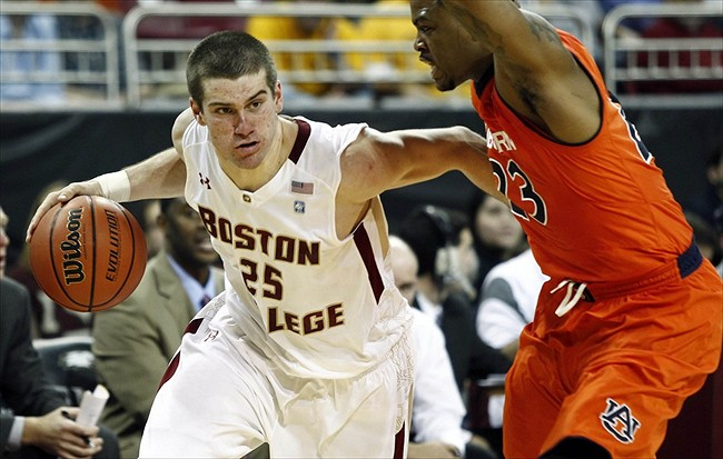 NCAA Basketball: Auburn at Boston College
