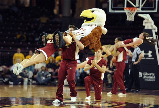 NCAA Basketball: Harvard at Boston College