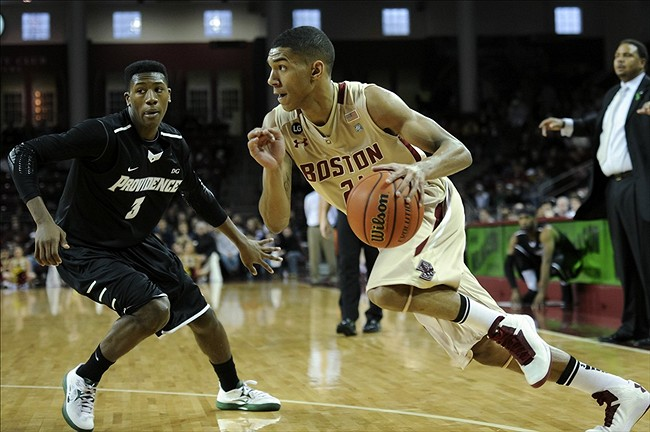 NCAA Basketball: Providence at Boston College