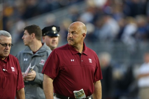 NCAA Football: Temple at Penn State