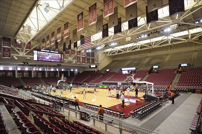 NCAA Basketball: Dartmouth at Boston College