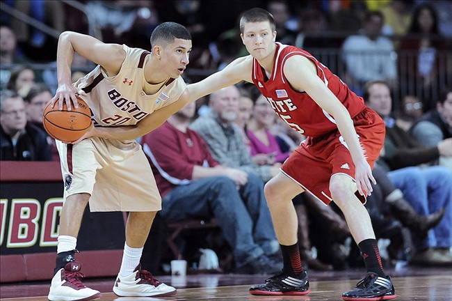 NCAA Basketball: North Carolina State at Boston College