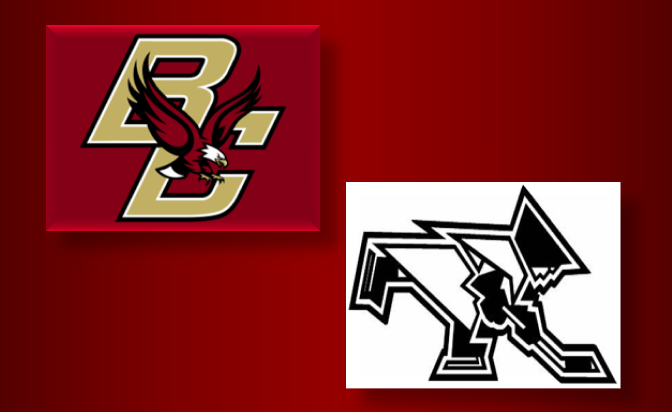 Boston College Providence Hockey