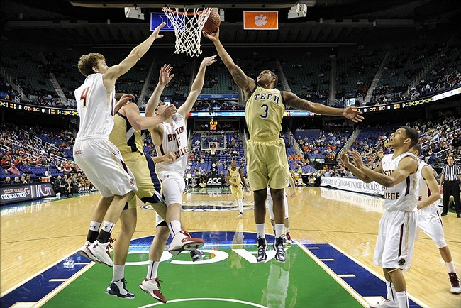 NCAA Basketball: ACC Tournament-Boston College vs Georgia Tech