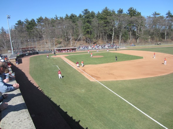 Boston College Baseball 2013