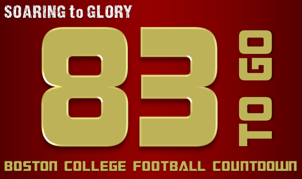 BC Football: 83 Days to Go