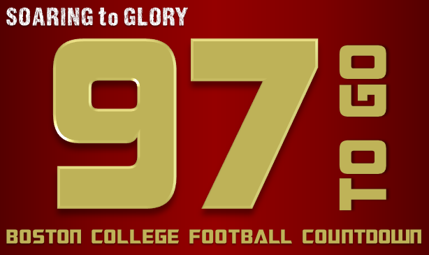 BC Football: 97 Days to Go
