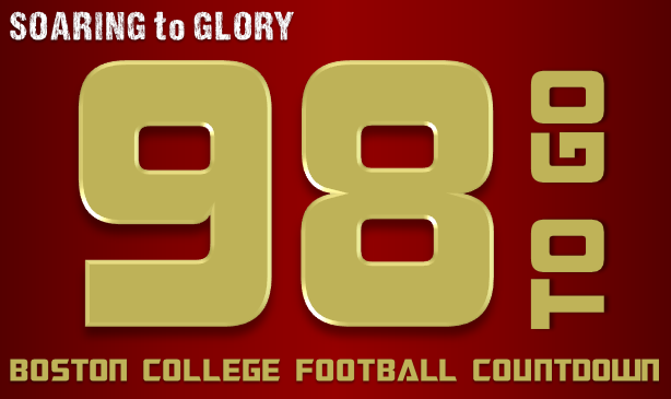 BC Football: 98 Days to Go