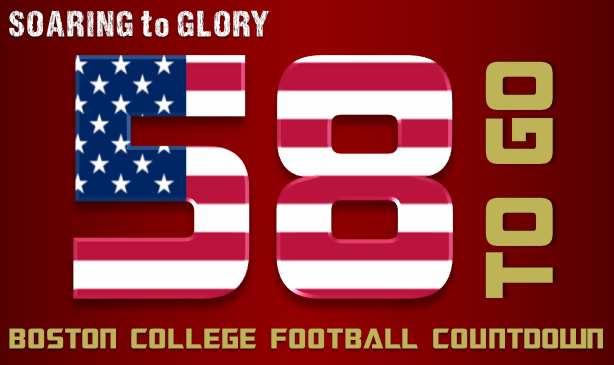BC Football: 58 Days to Go