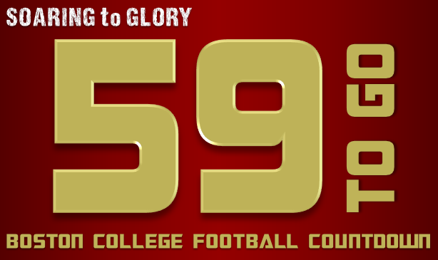 BC Football: 59 Days to Go