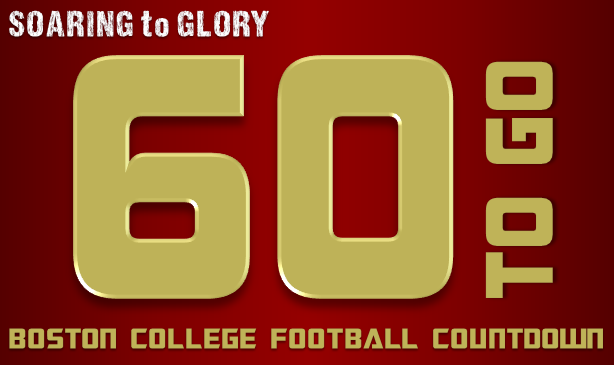 BC Football: 60 Days to Go