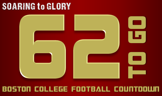 BC Football: 62 Days to Go