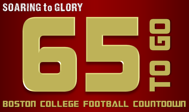 BC Football: 65 Days to Go