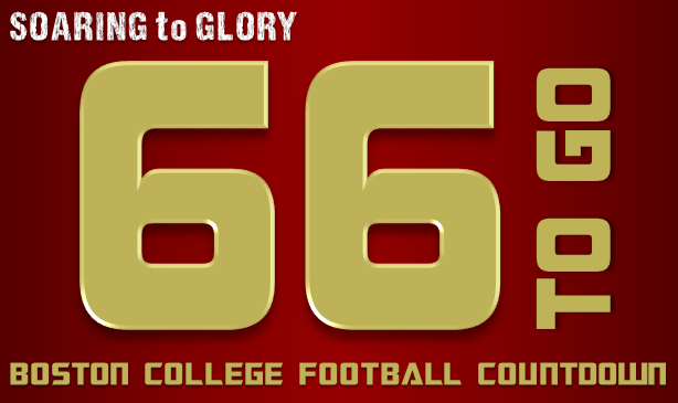 BC Football: 66 Days to Go