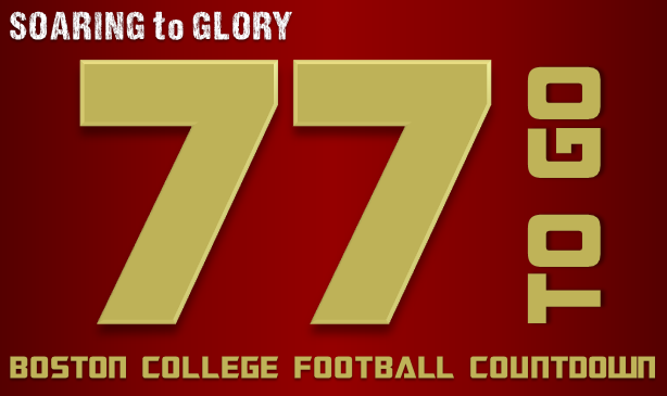 BC Football: 77 Days to Go