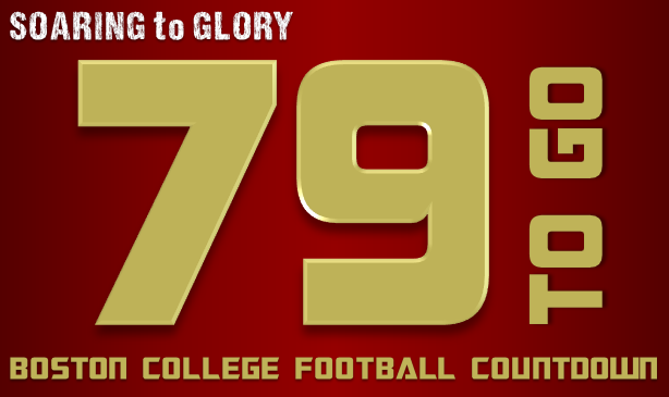 BC Football: 79 Days to Go