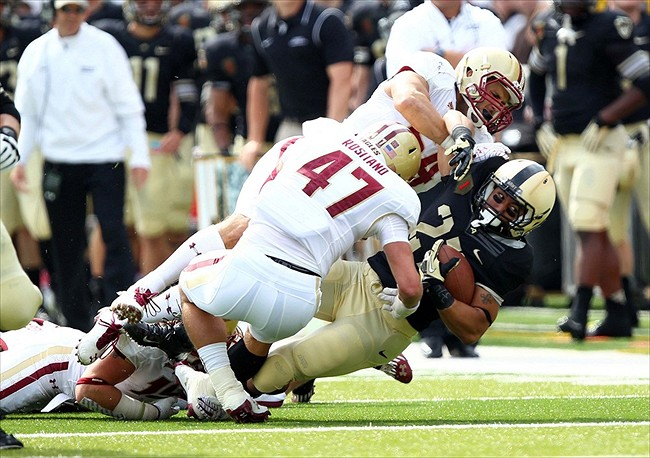 NCAA Football: Boston College at Army