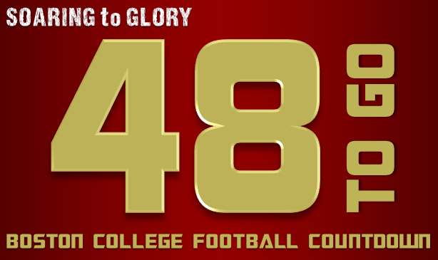 BC Football: 48 Days to Go