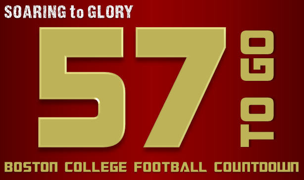 BC Football: 57 Days to Go