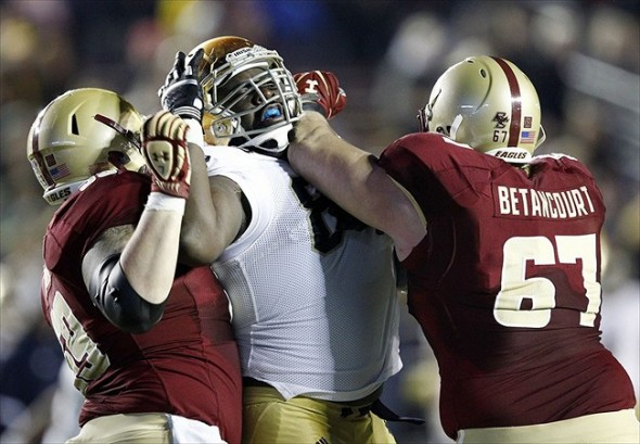 2014 Boston College Offensive Line Preview