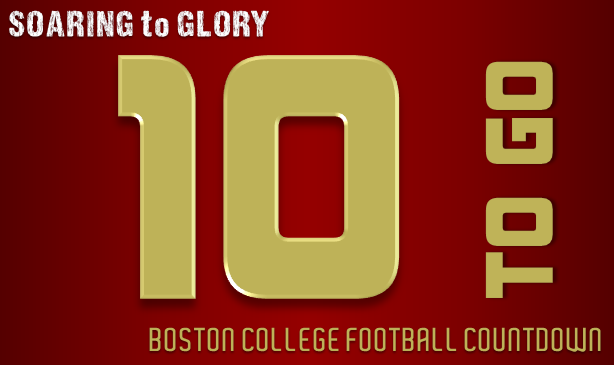 BC Football: 10 Days to Go