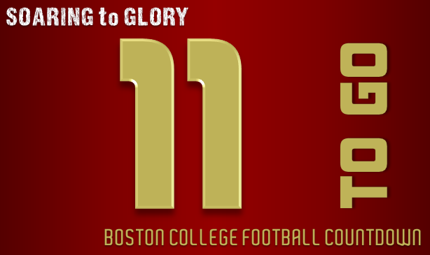 BC Football: 11 Days to Go