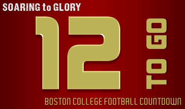 BC Football: 12 Days to Go