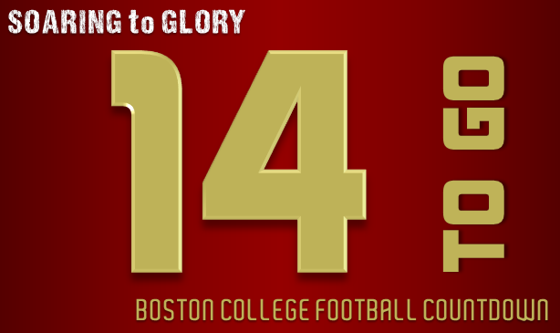 BC Football: 14 Days to Go