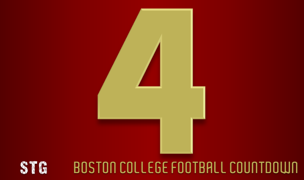 BC Football: 4 Days to Go