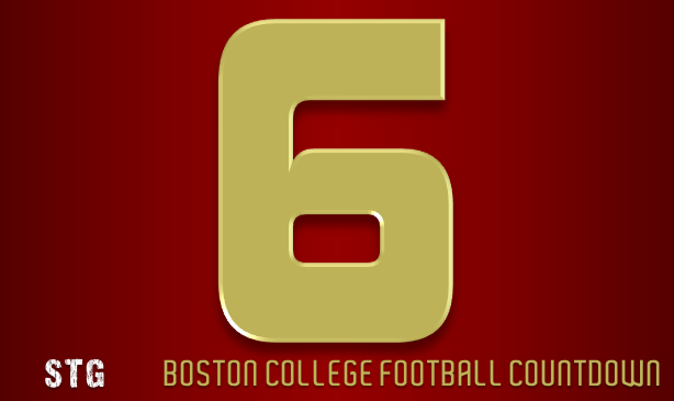 BC Football: 6 Days to Go