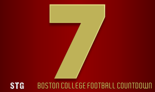 BC Football: 7 Days to Go