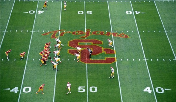 NCAA Football: Southern California-Spring Game