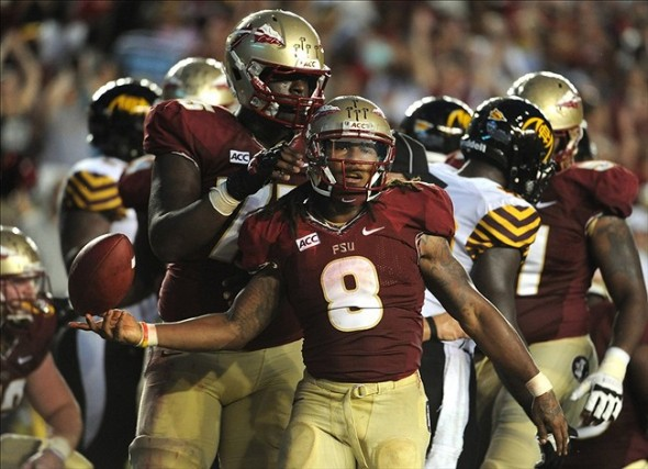 NCAA Football: Bethune Cookman at Florida State