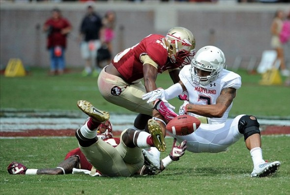 NCAA Football: Maryland at Florida State