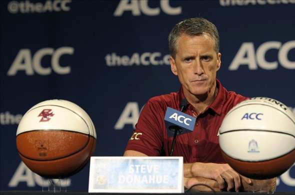 NCAA Basketball: ACC Media Day