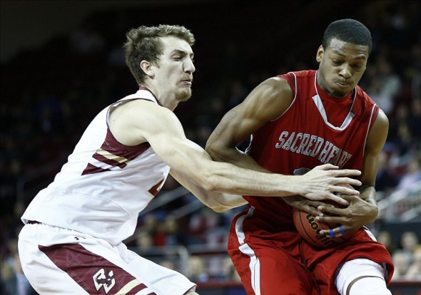 NCAA Basketball: Sacred Heart at Boston College