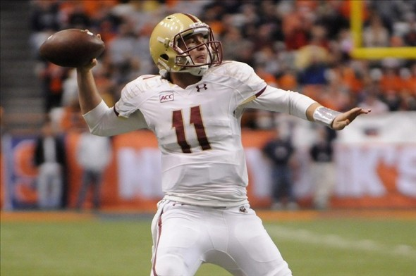 NCAA Football: Boston College at Syracuse