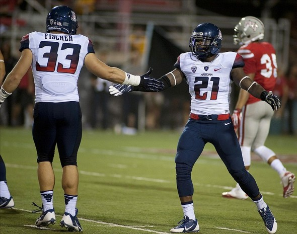 NCAA Football: Arizona at UNLV