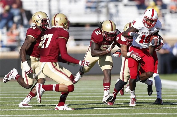 2014 Boston College Linebackers Preview