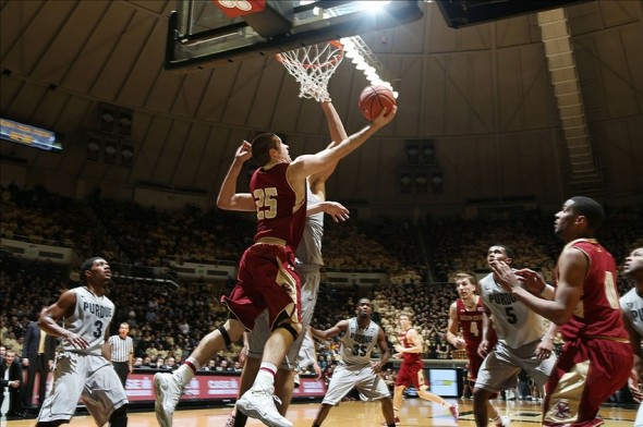 NCAA Basketball: Boston College at Purdue