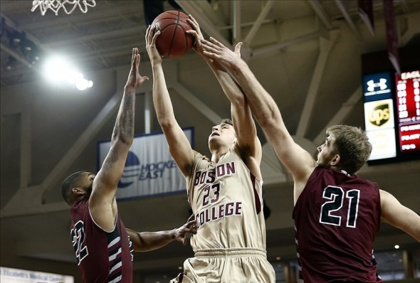 NCAA Basketball: Philadelphia University at Boston College